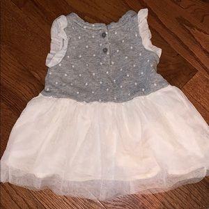GAP Dresses - Gap 12-18 month tull skirt dress /ruffle sleeve